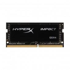 Kingston HyperX IMPACT 16GB (1 x 16GB) DDR4 DRAM 3200MHz CL20 1.2V HX432S20IB2/16 SO-DIMM Memory Module