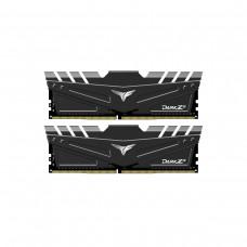 TEAM GROUP T-FORCE DARK-Zα 16GB (2 x 8GB) DDR4 DRAM 3200MHz CL16 1.35V TDZAD416G3200HC16CDC01 Memory Kit — Black