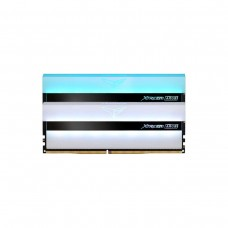 TEAM GROUP XTREEM ARGB WHITE 16GB (2 x 8GB) DDR4 DRAM 3200MHz CL16 1.35V TF13D416G3200HC16CDC01 Memory Kit — White