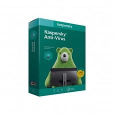 Kaspersky Anti-Virus 2020, 3+1 User