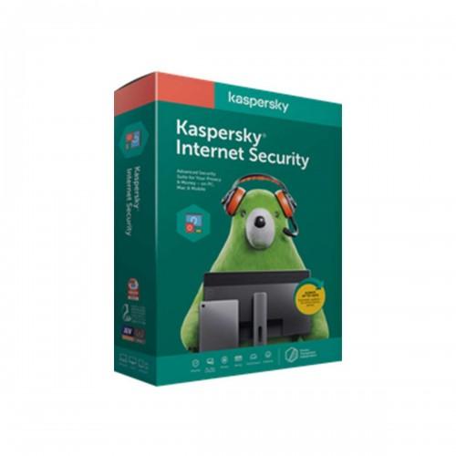 Kaspersky Internet Security 2020, 3+1 User