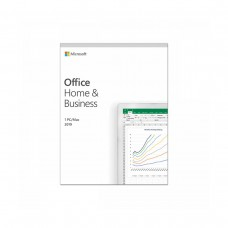 Microsoft Office Home and Business 2019 Retail Pack, Medialess