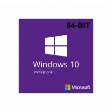Microsoft Windows 10 Pro 64 Bit - DSP
