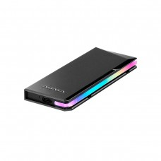 ADATA EC700G RGB M.2 NVMe SSD Enclosure, USB Type-C