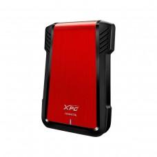 """ADATA EX500 2.5"""" SATA Drive Enclosure, USB 3.2"""