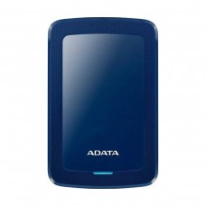 "ADATA HV300 External Hard Drive, USB 3.0, 2.5"", Blue, 2TB"