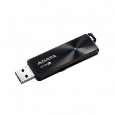 ADATA UE700 PRO Brushed Aluminium Flash Drive, Black, USB3.2, 128GB