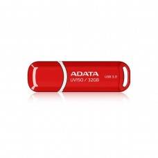 ADATA UV150 Flash Drive, Red, USB3.2, 32GB