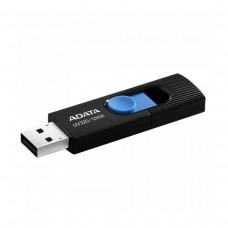 ADATA UV320 Flash Drive, Blue/Black, USB3.2, 128GB