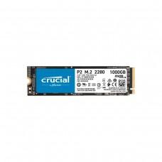 Crucial P2 PCIe Gen3x4 M.2 2280 NVMe SSD - 1TB