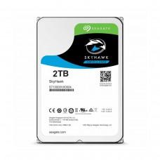 """Seagate SkyHawk ST2000VX008 Hard Drive, SATA 6Gb/s, 3.5"""", 7200RPM, 2TB"""