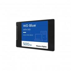"Western Digital Blue 2.5"" SATA 6Gb/s SSD — 500GB"