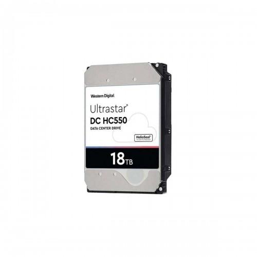 """Western Digital UltraStar DC HC550 WUH721818ALE6L4 Hard Drive, SATA 6Gb/s, 3.5"""", 7200 RPM — 18TB"""